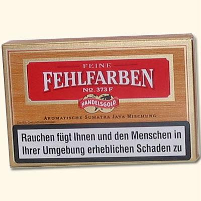 Handelsgold Fehlfarben No.373 F Zigarren