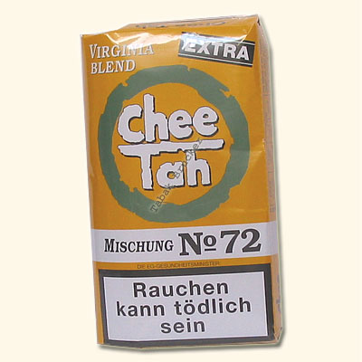 Chee Tah No 72 Gelb 30g Zigarettentabak