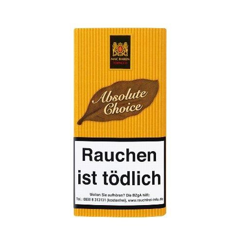 Mac Baren Pfeifentabak Absolute Choice 40g Päckchen