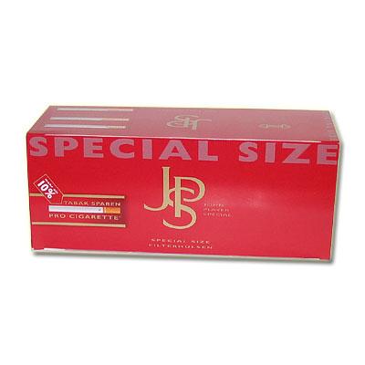 JPS Zigarettenhülsen Red Special Size 250 St.
