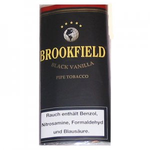 Brookfield Black Vanilla 50g