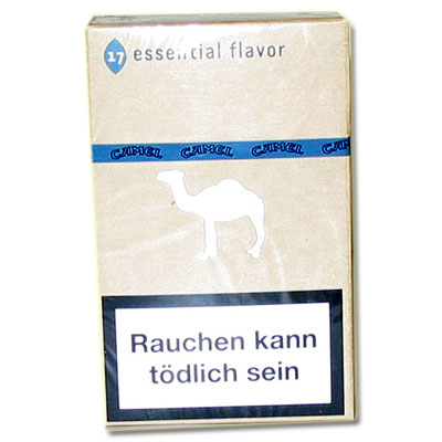 camel essential blau zigaretten 20er zigaretten zigaretten c camel tabak. Black Bedroom Furniture Sets. Home Design Ideas