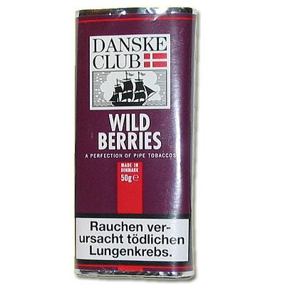 Danske Club Burgundy (ehem. Wild Berries) 50g