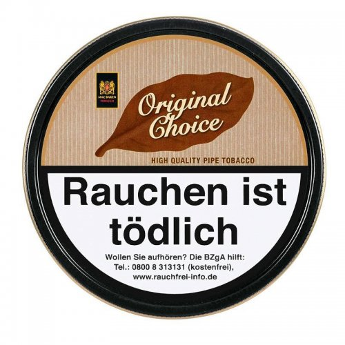 Mac Baren Original Choice 100g