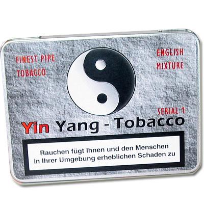 Yin Yang - Pfeifentabak 50g  (ARTIKEL WIRD NICHT MEHR HERGESTELLT)