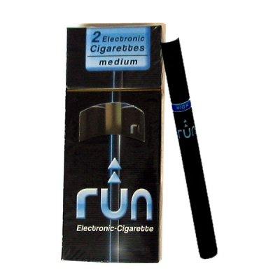 Einwegzigarette Run 2-er Set Medium