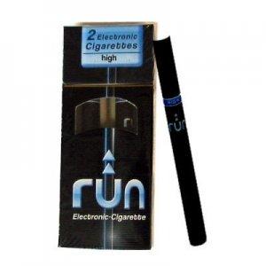 Einwegzigarette Run 2-er Set High