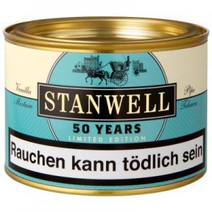 Stanwell 50 Jubiläums-Edition