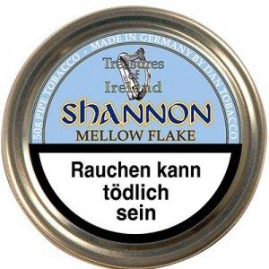 Shannon  Mellow Flake Pfeifentabak 50g Dose