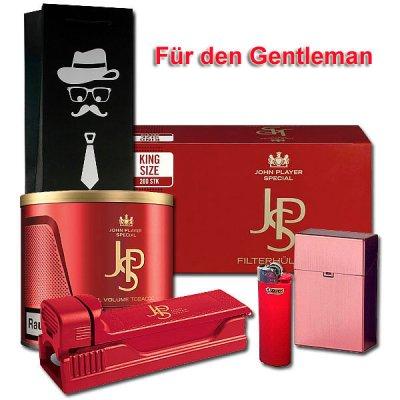Starter-Set JPS Rot Für den Gentleman