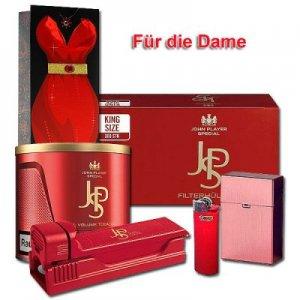 Starter-Set JPS Rot Für die Dame
