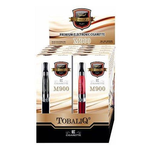 Tobaliq E-Cigarette M900 Schwarz