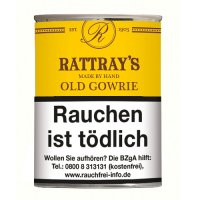 Rattrays Old Gowrie Pfeifentabak 100g Dose