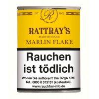 Rattrays Marlin Flake Pfeifentabak 100g Dose