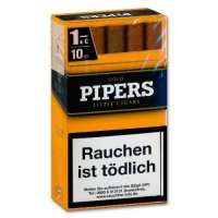 Pipers Little Cigars Gold Vanilla Zigarren