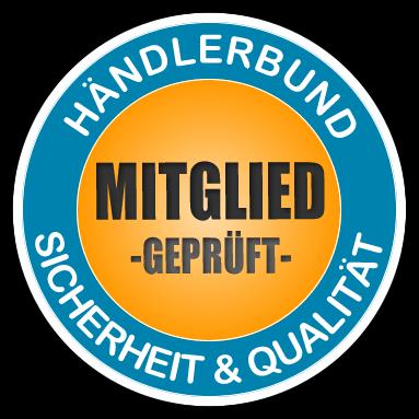 Tabak-Brucker.de ist geprüftes Mitglied im Händlerbund