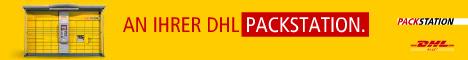 Versand auch an DHL Packstation