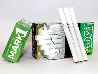 Menthol-Zigaretten