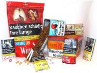Zigarettentabak Marken