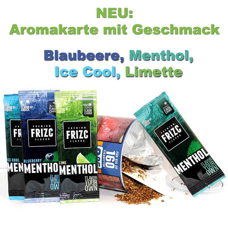 Flavor Cards - Aromakarte von Frizc