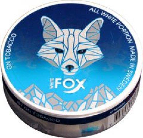 White Fox | Tabakfreier Nikotin Genuss
