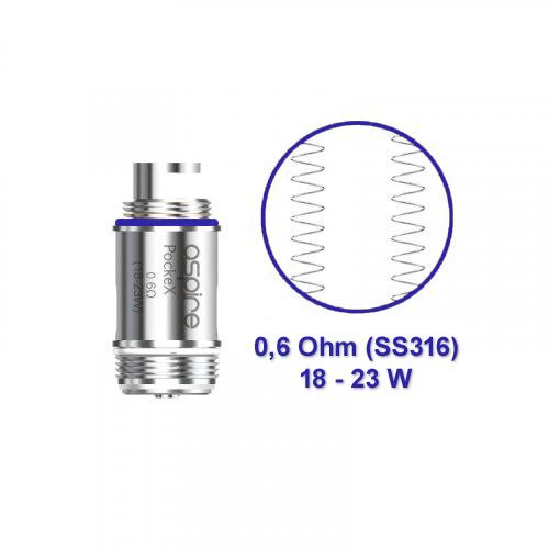 Aspire E-Zigarette U-Tech Technologie