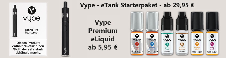 e-zigarette vype etank