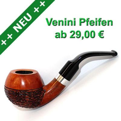 Tabakpfeifen Venini - Preisgünstige Pfeifen online kaufen