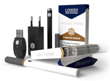 Lynden Premium Starter Set mit Depots