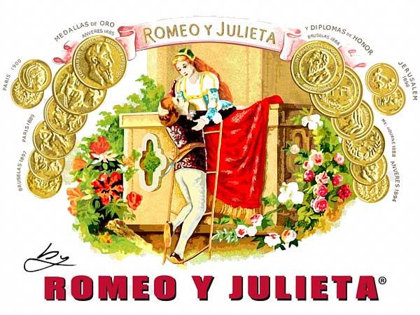 Romeo Y Julieta Zigarren aus Habanna - Kuba