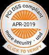 Sichere Kreditkarten Zahlung - PCI DSS Compliant