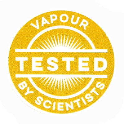 Vapour Tested By Scientists Sign