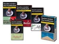 Einzelpackung Zigarette