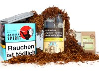 Tabak ohne Zusatzstoffe