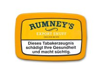 Rumneys Export Snuff