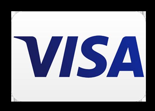 Zahlungsart Kreditkarte - Visa
