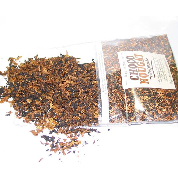 Pfeifentabak mit Choco-Nougat-Aromen