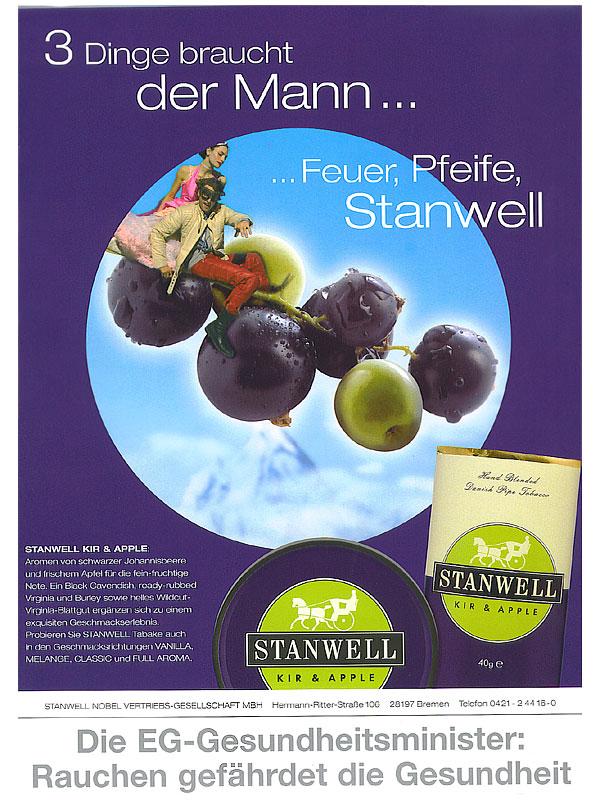 Stanwell Aufmacher